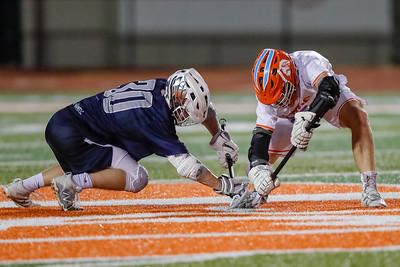High School Lacrosse: Braves Varsity Lacrosse Host Lake Howell.