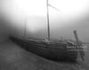 Cornelia B. Windiate 3-masted schooner wide shot