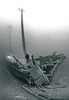 Schooner Spangler with 2 masts standing tall