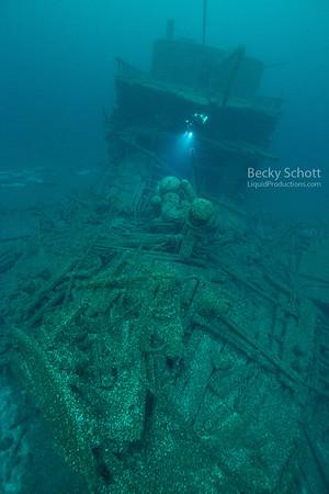 S.S. Florida stern v