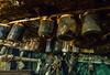 Glass jars inside Morell