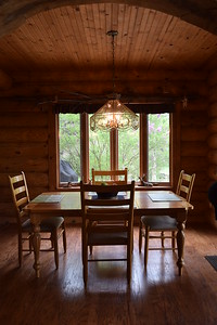 Unique house on Lake Isabella