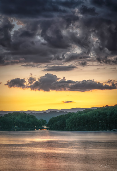 Lake Keowee Sunset @ Gap Hill (7)