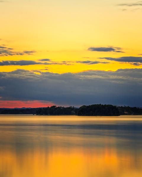 Lake Keowee Sunset
