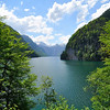 Malerwinkel:  The Painter's View at Konigssee