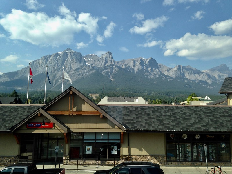 Picture of Mountains in Canmore