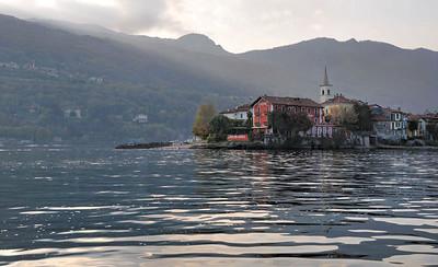 Isola Pescatore, Lago Maggiore.