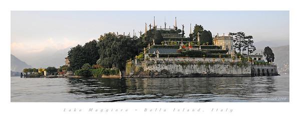 Isola Bella, Lago Maggiore.