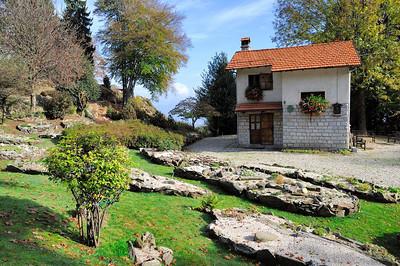 Alpine Gardens, Stressa, near Lago Maggiore