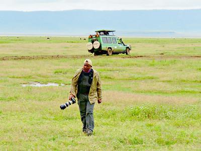 Lake Manyara National Park,  Ngorongoro Conservation Area
