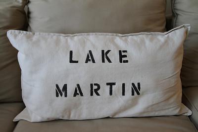 Lake Martin Photographs