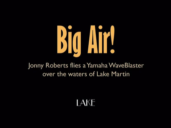 Jonny Roberts, Waverunner slideshow
