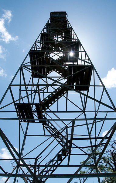 Smith Mountain Fire Tower