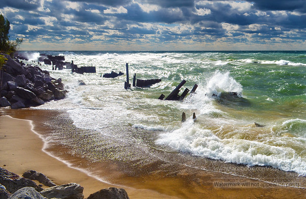 Lake Michigan - Southwest Michigan