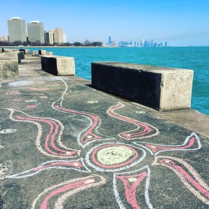 Promontory Point Chalk