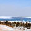 Sleeping Bear Winter Lakeshore
