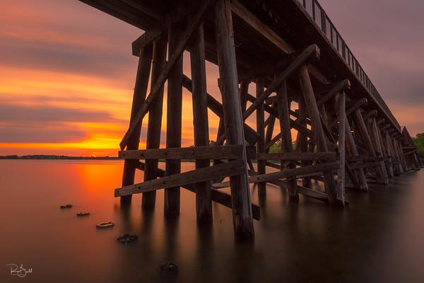 Arcola Sunset