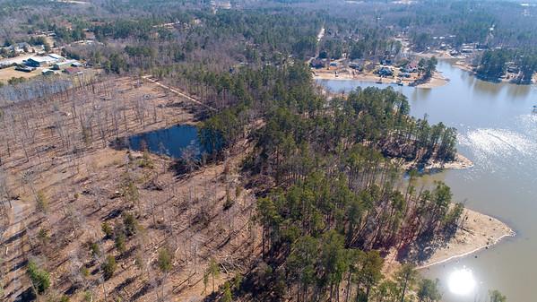 Aerial Photos - 521 Beulah Church Road, Gilbert, SC
