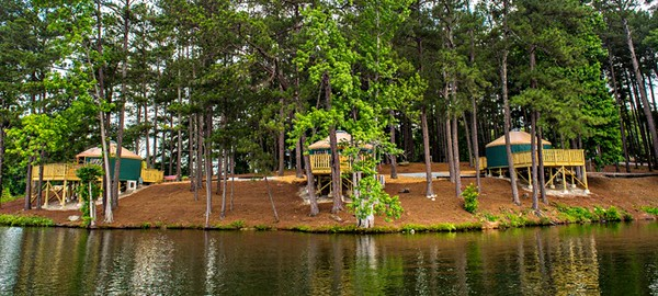 Stone Mtn Lake & Park