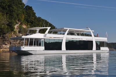 Mega Houseboats