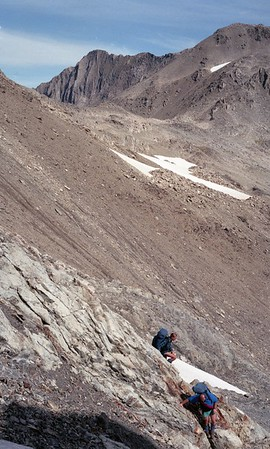 1993-03 (South Temple Stream - V-Notch Pass - South Huxley River)