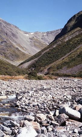 1993-03 (South Temple Stream - V-Notch Pass - South Huxley River)