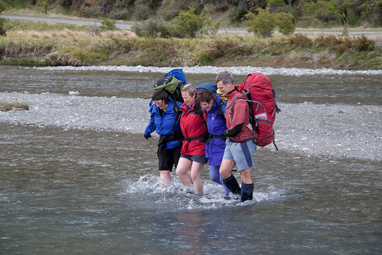 River Crossing Practice