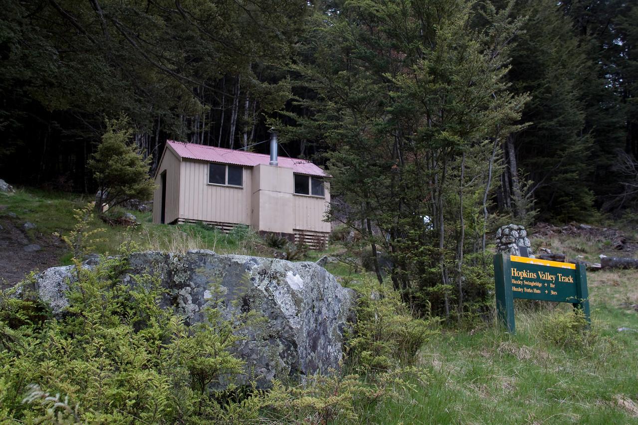 Monument Hut