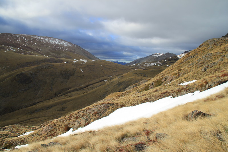 2010-10 (Lake Ohau - Freehold Creek - Dumbell Lake)