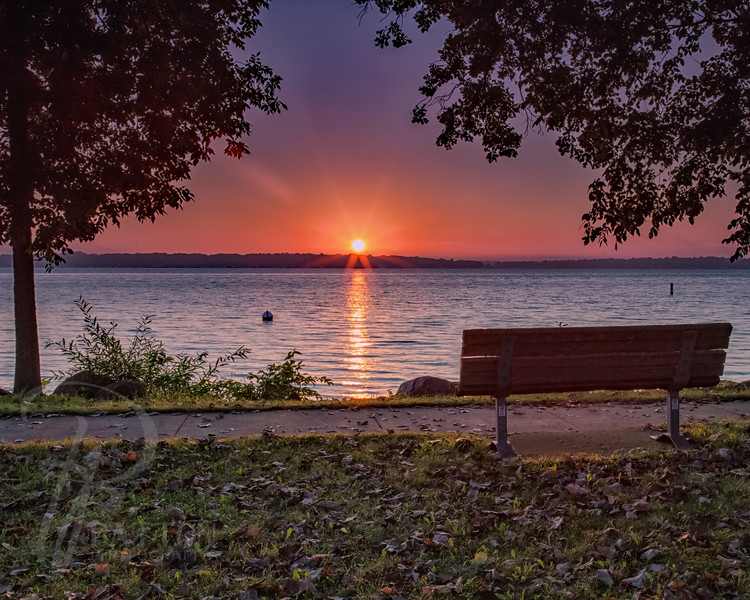 Late Summer Sunrise