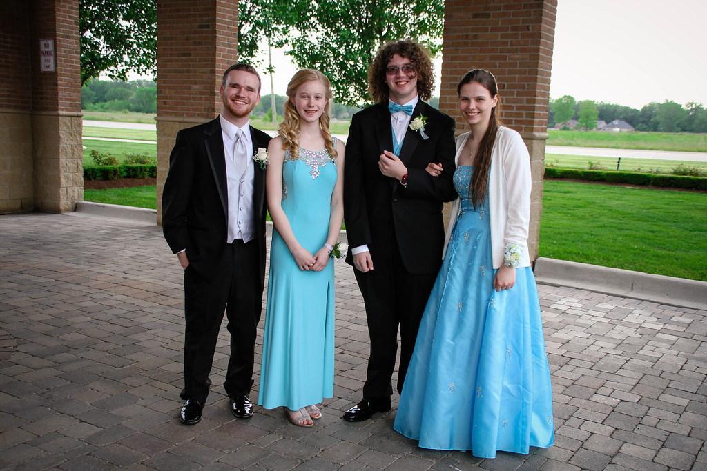 Lake Orion High School 2017 prom, in photos
