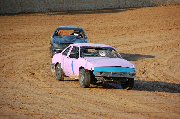 8-08-09 MARS late models and weekly classes