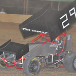 sprint cars : 360 Winged Sprints Photos from Lake Ozark Speedway 8/13/11