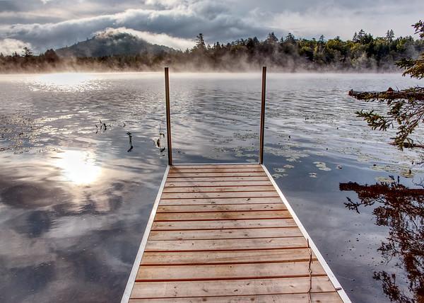 Mirror Lake Jetty