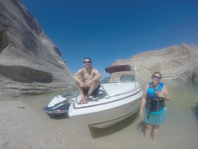 Lake Powell 2017