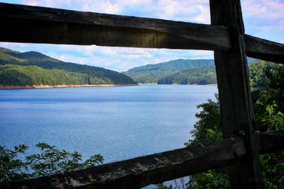 Fontana Dam Lake