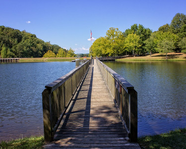 Bridge at the Lake