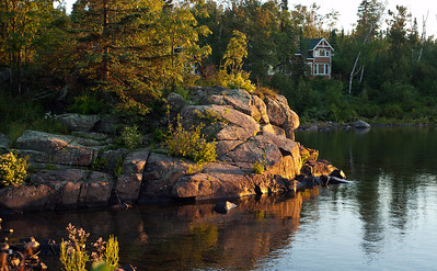 Cove Point Cottages, Lake Superior