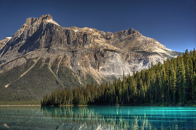 Emerald Lake, Yoho National Park, Ca