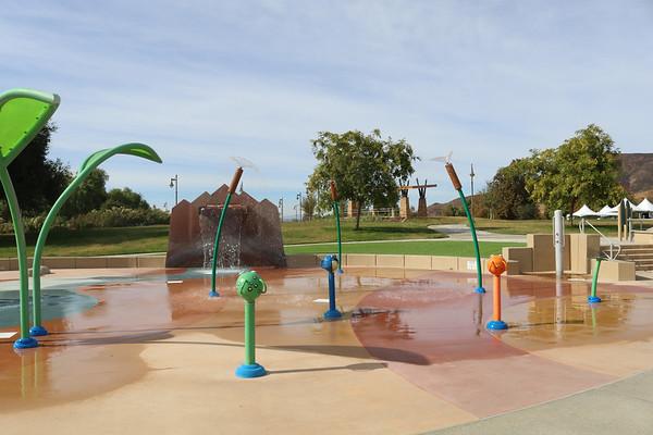 Lake Skinner Inclusive Play Area