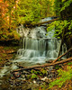 Wagner Falls, Upper Peninsula of Michigan - Lake Superior Fall Tour - Ray deBosch - September 2013