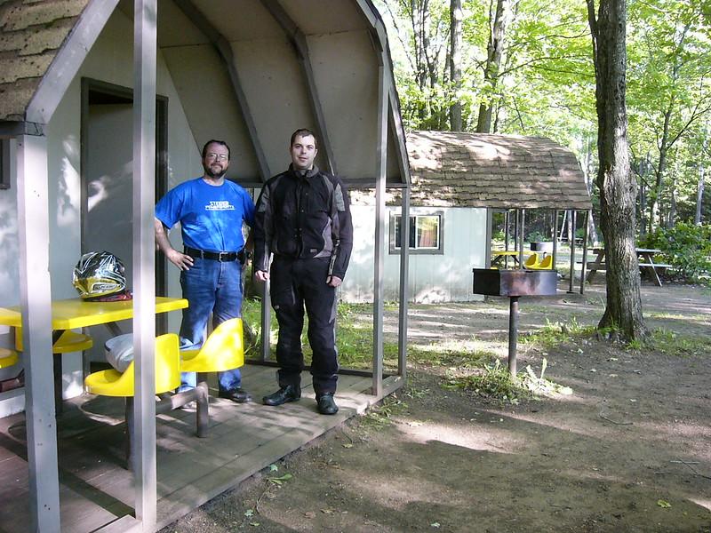 KOA campground at Salut Ste Marie