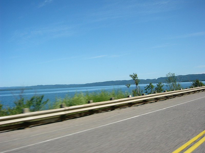 North of Wawa, ON