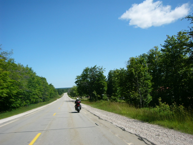 Somewhere in Canada Highway 17