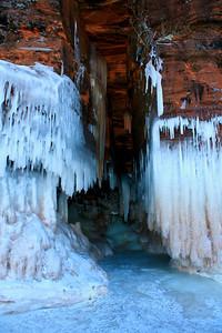 Blue Ice Fringe