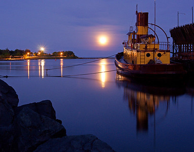 Agate Bay Moonrise 3_PaulS