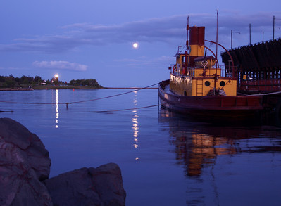 Agate Bay Moonrise 1_PaulS