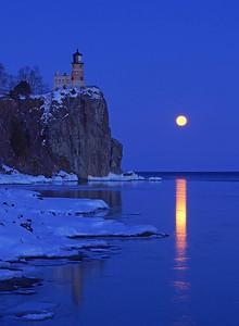 Valantines Day Moonrise 003