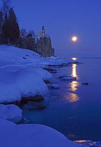 Valantines Day Moonrise 010