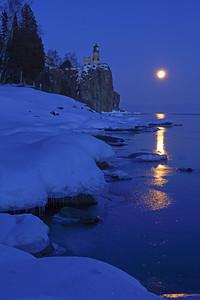 Valantines Day Moonrise 007
